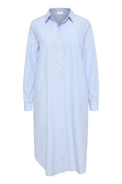 Jurken-Kaffe-10551855 Kasera shirt dress--Varia