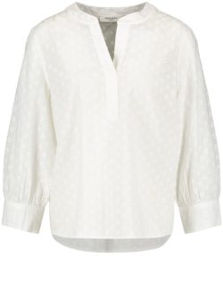 Blouses-Gerry Weber-460320-66480--Wit