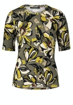 Tops & Shirts-Betty Barclay-23001632--Groen