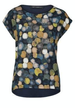 Tops & Shirts-Betty Barclay-23911779--Blauw