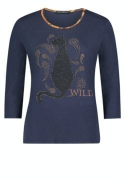 Tops & Shirts-Betty Barclay-23961784--Blauw