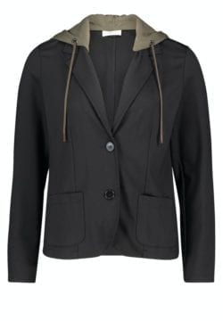 Blazers-Cartoon Tricot-40127631--Zwart