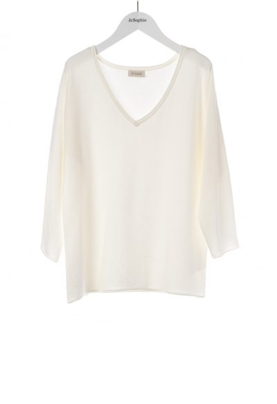 jc sophie H1073-Hortence-sweater-off-white