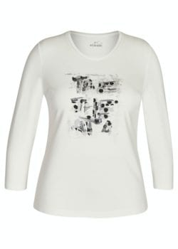 Tops & Shirts-Rabe-46-111302--Wit